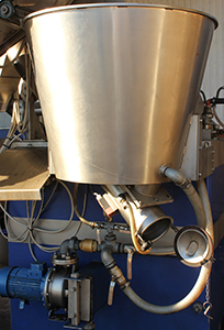 2007 Alfa Laval X32 continuous olive oil extraction line