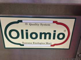 Genuine Oliomio machine