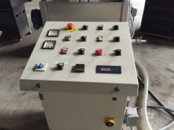 Control Panel for Olive Oil Processing