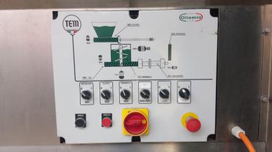 Oliomio Electrical Control Panel