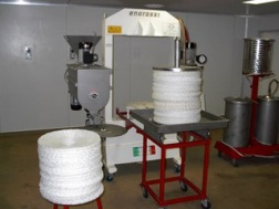 Used Enorossi Compact 80 Olive Press