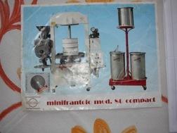 Used Mini Compact 80 Olive Press