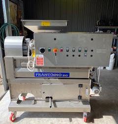 Frantoino Bio 2018 Model Front View